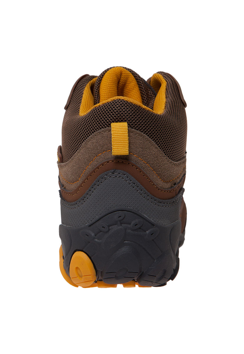 Zapatilla Outdoor Tagua II Marrón BlackSheep ldPByra